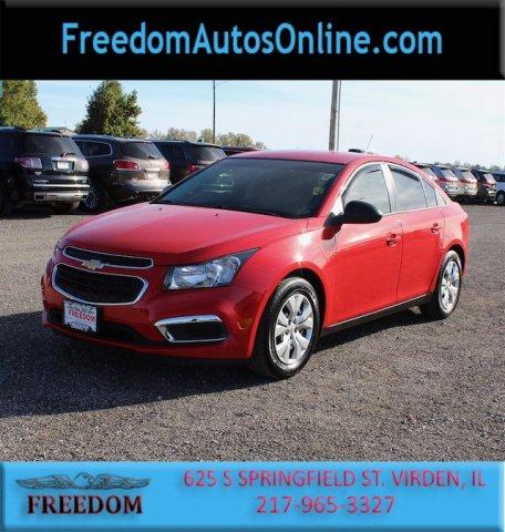 Chevrolet Cruze 2016 $16998.00 incacar.com
