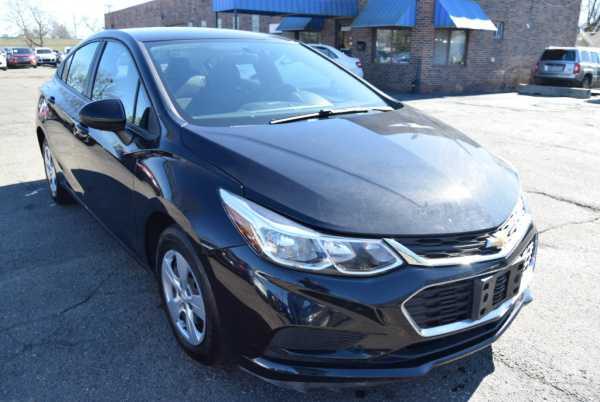Chevrolet Cruze 2016 $7700.00 incacar.com