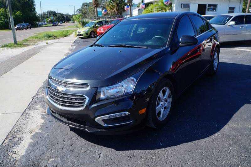 Chevrolet Cruze 2016 $7495.00 incacar.com