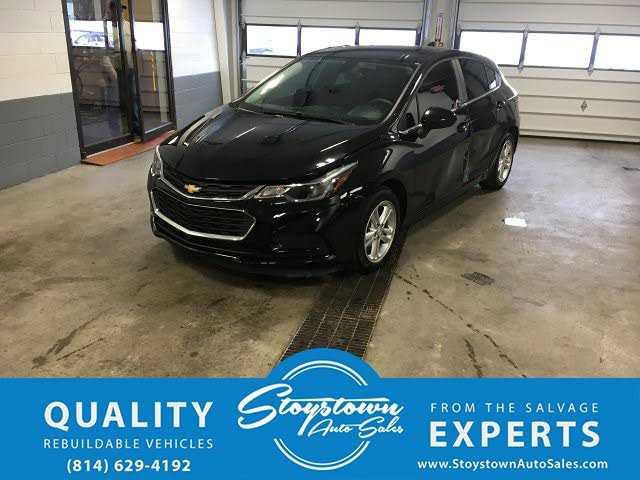Chevrolet Cruze 2017 $6950.00 incacar.com