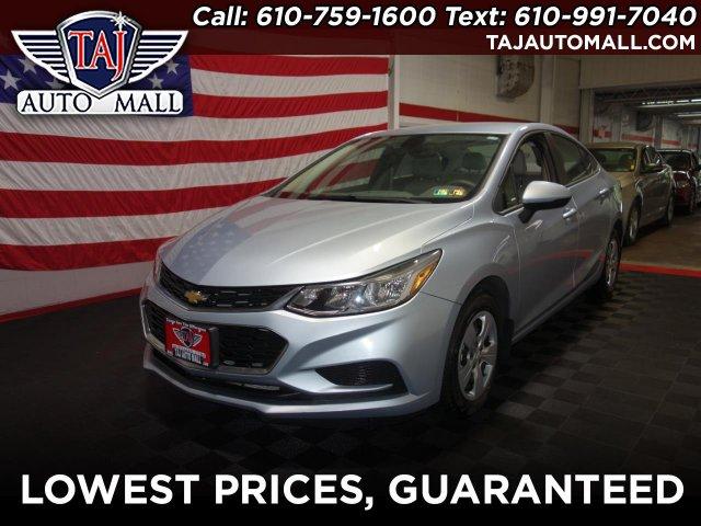 Chevrolet Cruze 2017 $12895.00 incacar.com