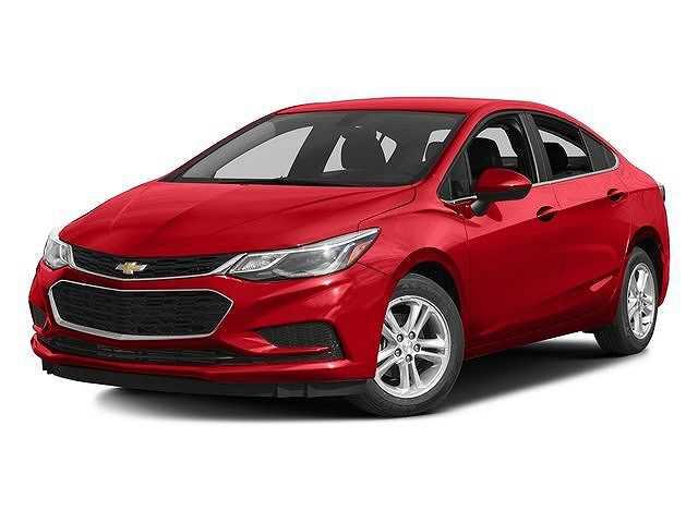 Chevrolet Cruze 2017 $16990.00 incacar.com