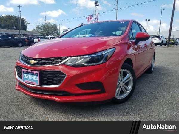 Chevrolet Cruze 2017 $13249.00 incacar.com