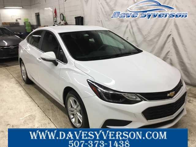 Chevrolet Cruze 2017 $13250.00 incacar.com