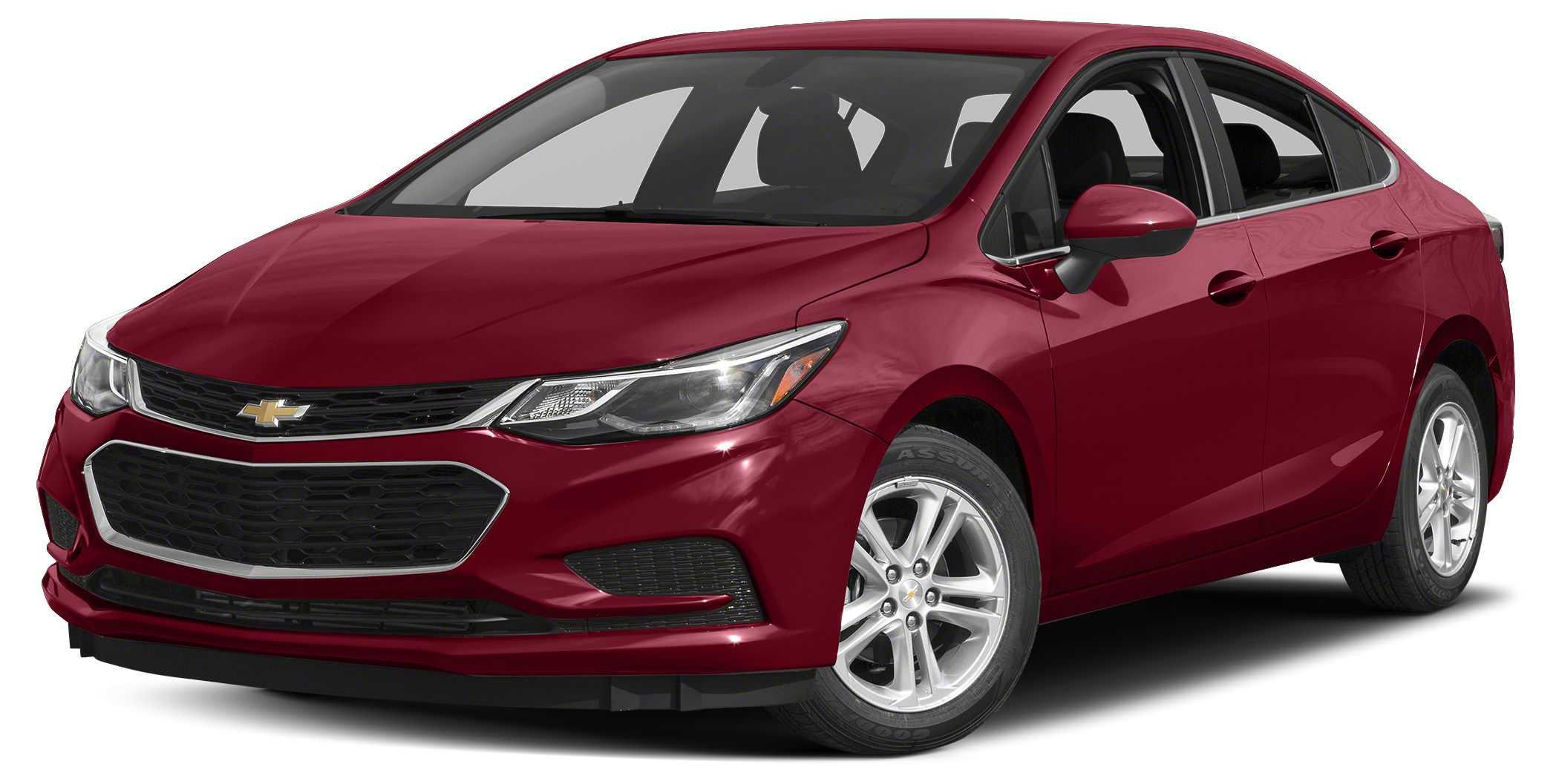 Chevrolet Cruze 2017 $26415.00 incacar.com