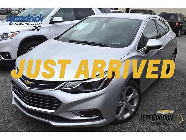 Chevrolet Cruze 2018 $17995.00 incacar.com