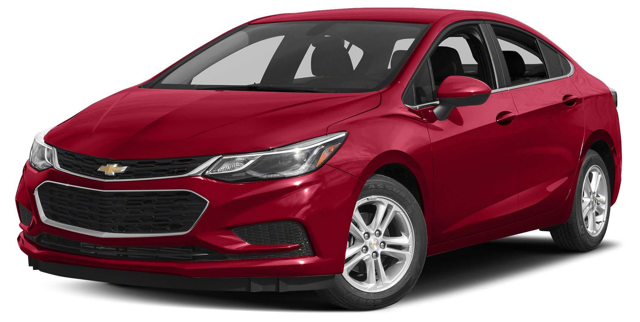 Chevrolet Cruze 2018 $25275.00 incacar.com
