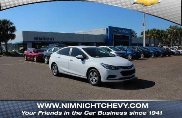 Chevrolet Cruze 2018 $12138.00 incacar.com