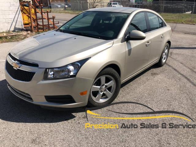 Chevrolet Cruze 2018 $7900.00 incacar.com