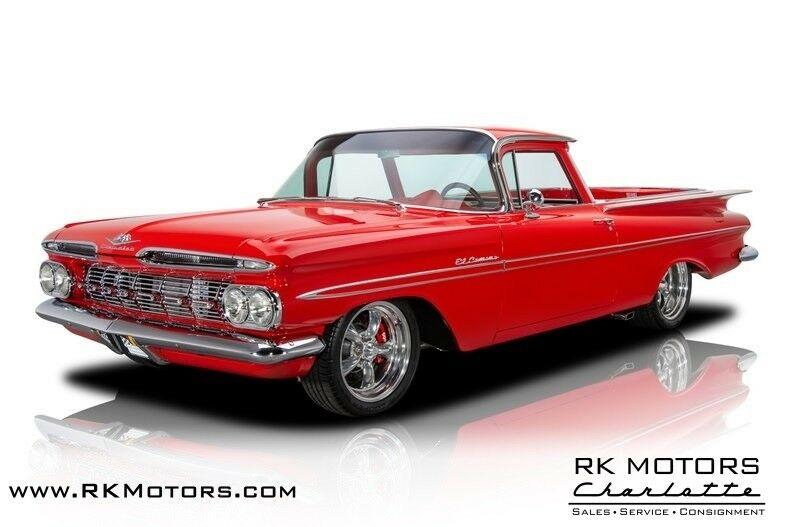 Chevrolet El Camino 1959 $119900.00 incacar.com