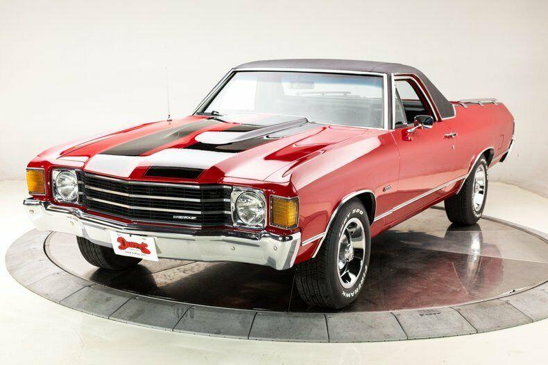 Chevrolet El Camino 1972 $12200.00 incacar.com