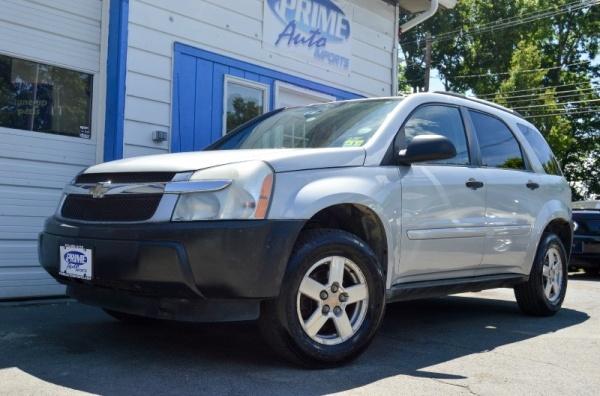 Chevrolet Equinox 2005 $3470.00 incacar.com