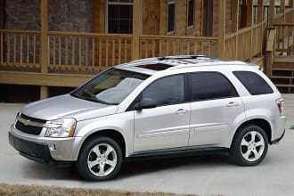 Chevrolet Equinox 2005 $1679.00 incacar.com