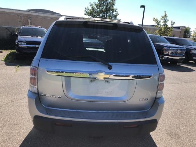 Chevrolet Equinox 2005 $3300.00 incacar.com