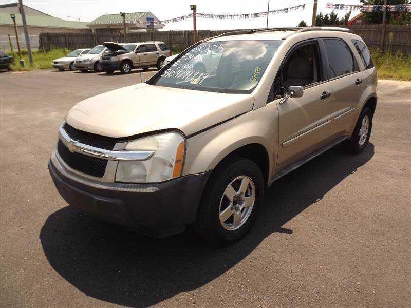 Chevrolet Equinox 2005 $1100.00 incacar.com