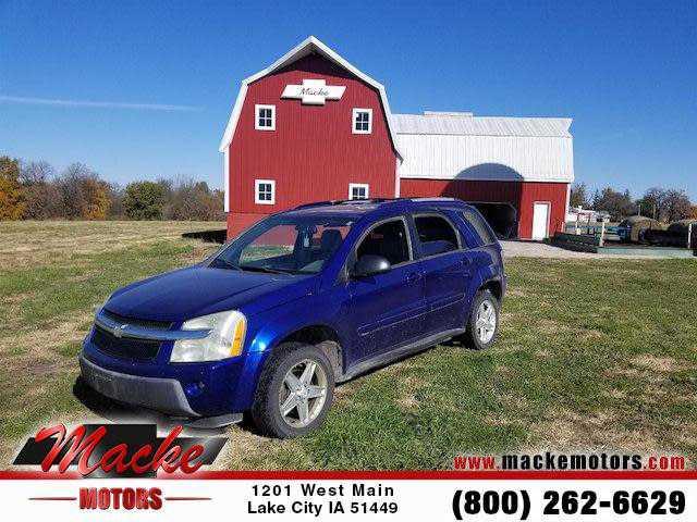 Chevrolet Equinox 2005 $900.00 incacar.com