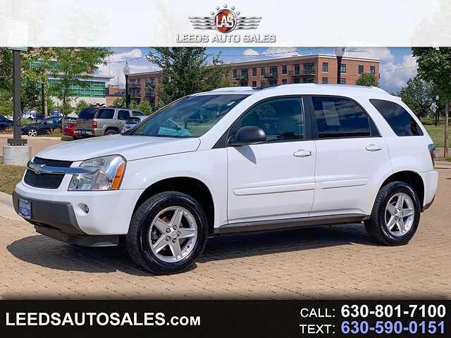 Chevrolet Equinox 2005 $3795.00 incacar.com