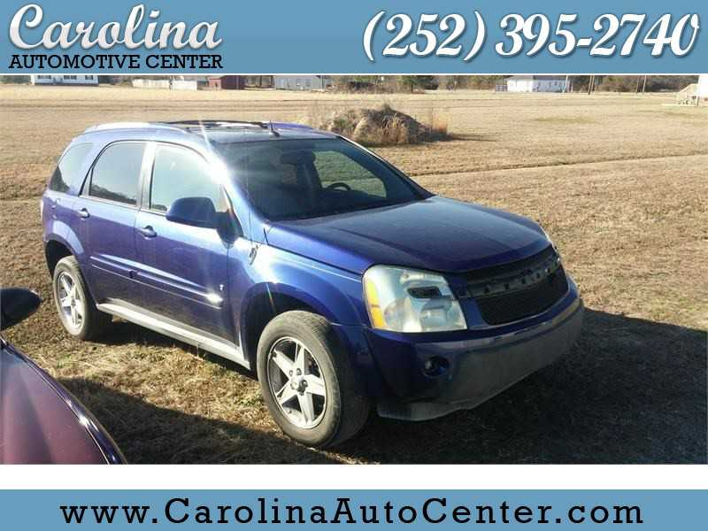 Chevrolet Equinox 2006 $4495.00 incacar.com