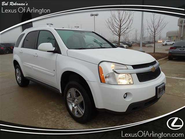Chevrolet Equinox 2008 $6799.00 incacar.com