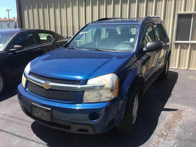 Chevrolet Equinox 2008 $5995.00 incacar.com