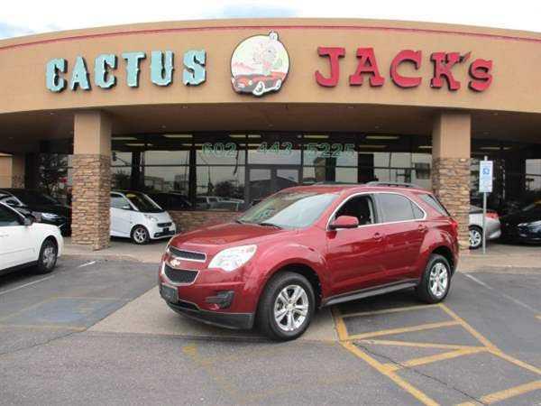 Chevrolet Equinox 2010 $13295.00 incacar.com