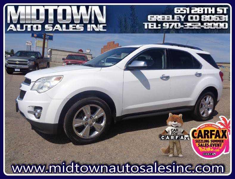 Chevrolet Equinox 2010 $8900.00 incacar.com
