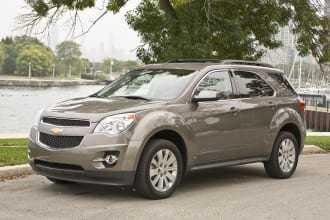 Chevrolet Equinox 2011 $5922.00 incacar.com