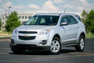 Chevrolet Equinox 2012 $12990.00 incacar.com