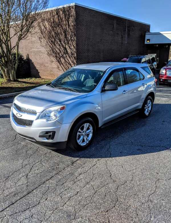 Chevrolet Equinox 2012 $7995.00 incacar.com
