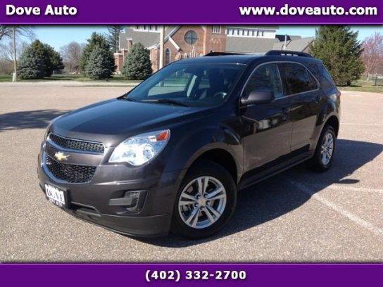 Chevrolet Equinox 2013 $15297.00 incacar.com