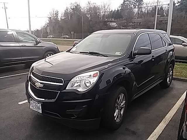 Chevrolet Equinox 2013 $9688.00 incacar.com