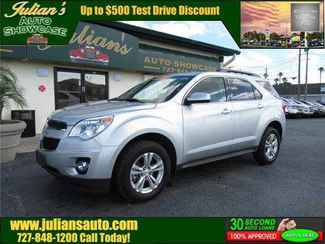 Chevrolet Equinox 2013 $14499.00 incacar.com