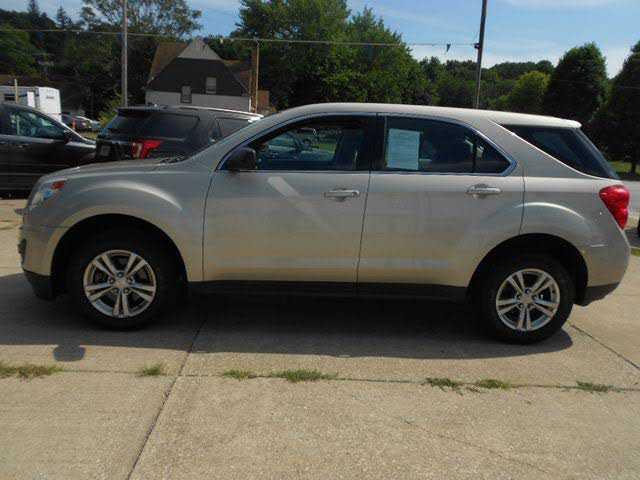 Chevrolet Equinox 2013 $10995.00 incacar.com
