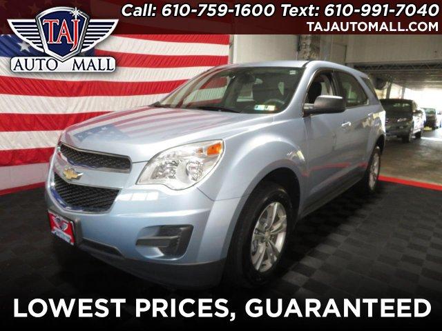Chevrolet Equinox 2014 $12655.00 incacar.com