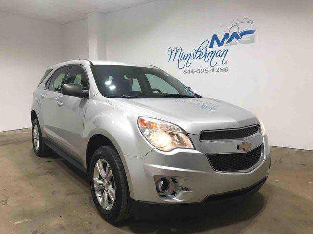 Chevrolet Equinox 2014 $7177.00 incacar.com