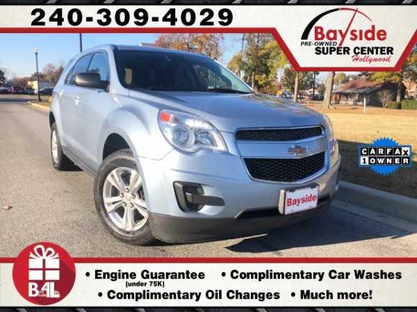 Chevrolet Equinox 2015 $12500.00 incacar.com