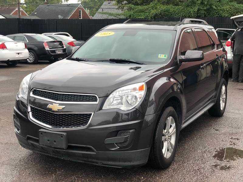 Chevrolet Equinox 2015 $8399.00 incacar.com