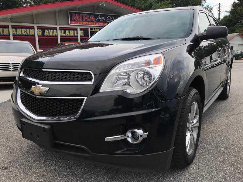 Chevrolet Equinox 2015 $10477.00 incacar.com