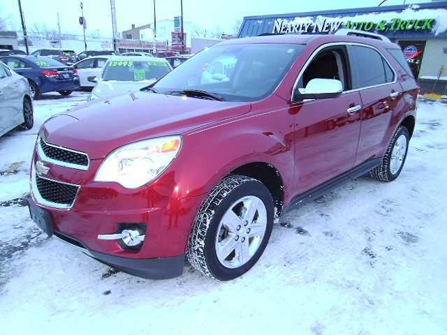 Chevrolet Equinox 2015 $12995.00 incacar.com