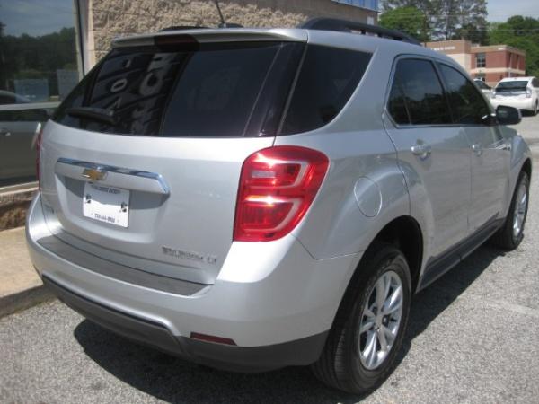 Chevrolet Equinox 2016 $9999.00 incacar.com