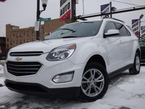 Chevrolet Equinox 2016 $11995.00 incacar.com