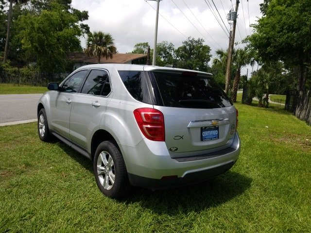 Chevrolet Equinox 2016 $17990.00 incacar.com