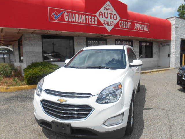 Chevrolet Equinox 2017 $15495.00 incacar.com