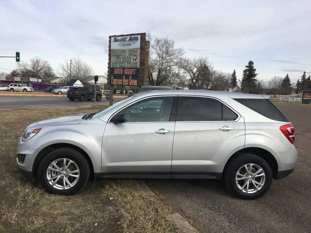 Chevrolet Equinox 2017 $14995.00 incacar.com