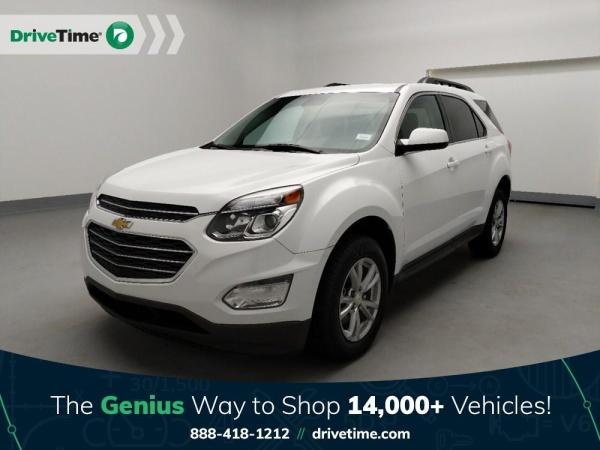 Chevrolet Equinox 2017 $14297.00 incacar.com