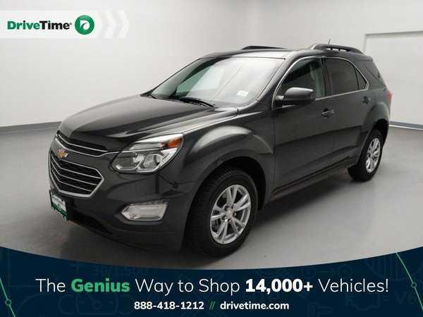 Chevrolet Equinox 2017 $15197.00 incacar.com