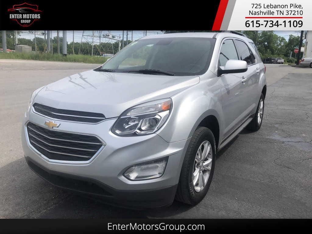 Chevrolet Equinox 2017 $10299.00 incacar.com