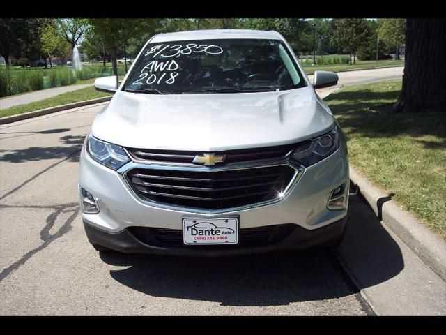 Chevrolet Equinox 2018 $13850.00 incacar.com