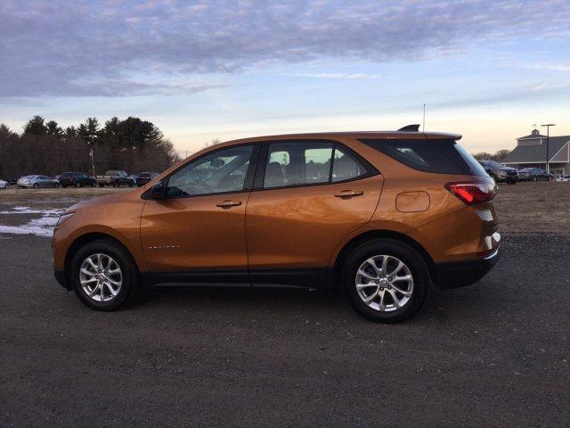 Chevrolet Equinox 2018 $28550.00 incacar.com