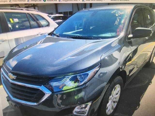 Chevrolet Equinox 2018 $22999.00 incacar.com